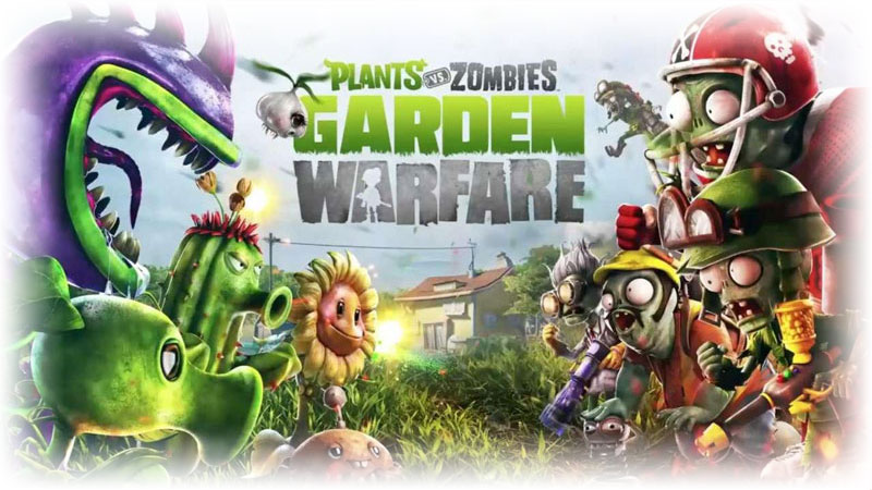 Plants Zombies Garden Warfare news