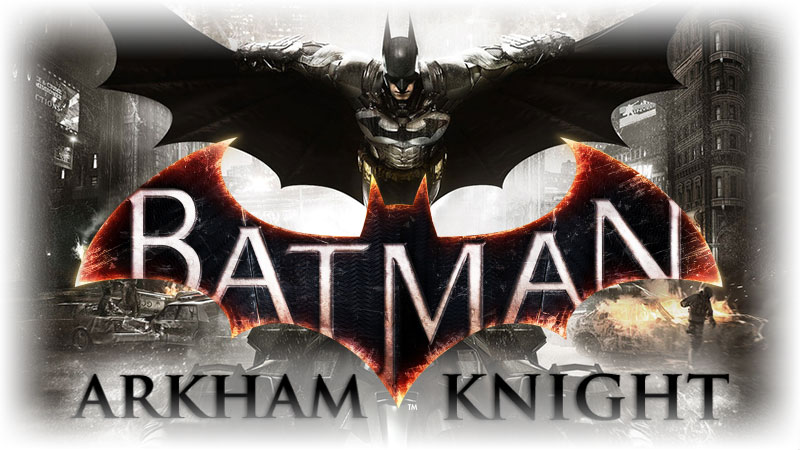 BATMAN--ARKHAM-KNIGHT nes tvgames